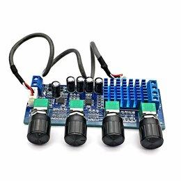 Усилители и ресиверы - Стерео аудио цифровой усилитель , 0