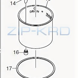 Кулеры для воды и питьевые фонтанчики - Контейнер для воды, 0
