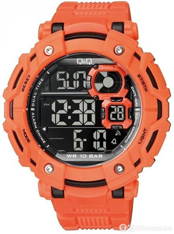 Часы наручные Q&Q M150 J004 по цене 2560₽ - Умные часы и браслеты, фото 0