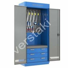 Шкафы для инструментов - Инструментальный металлический шкаф KronVuz Box…, 0