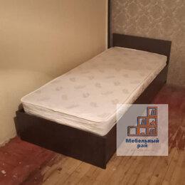 Кровати - Кровать односпальная с матрасом, 0