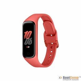 Умные часы и браслеты - Фитнес трекер Samsung GalaxyFit2 SM-R220 красный, 0