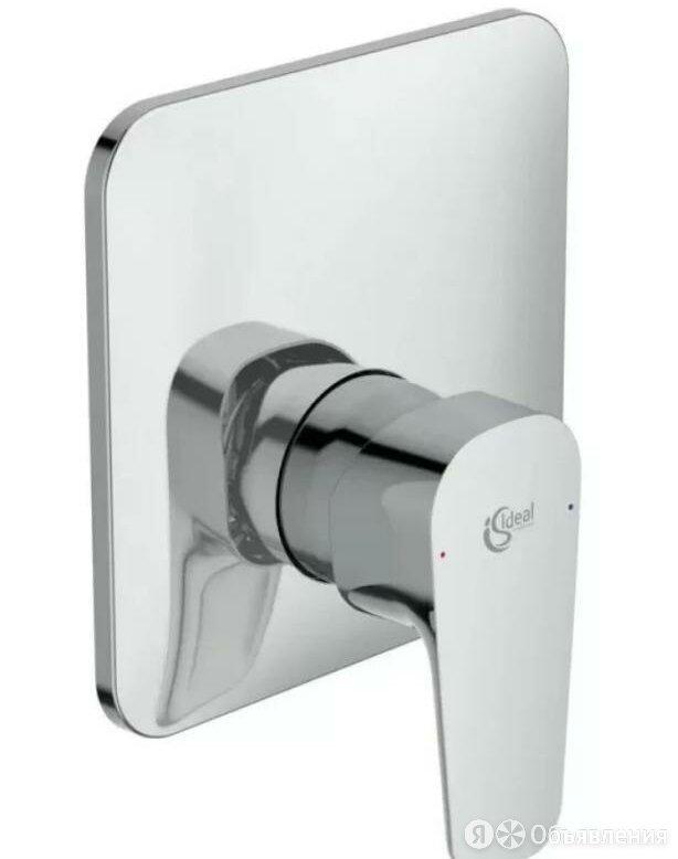 Встраиваемый смеситель для душа Ideal Standard Cerafine A7190AA (хром) по цене 3907₽ - Краны для воды, фото 0