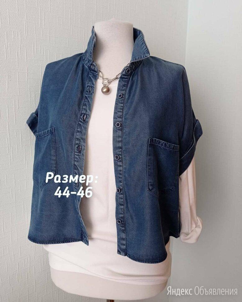 Блуза джинсовая zara по цене 600₽ - Блузки и кофточки, фото 0