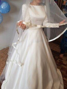 Платья - Платье свадебное , 0