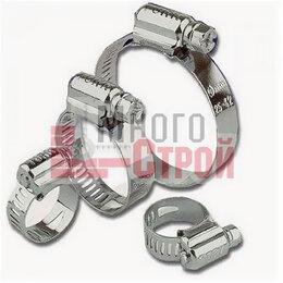 Комплектующие водоснабжения - Хомуты металлические, 14-27 мм, 5 шт.//SPARTA, 0