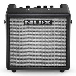 Гитарное усиление - Цифровой комбоусилитель NUX Mighty-8BT 8Bт, со встроенными эффектами, 0