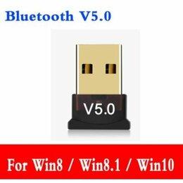 Оборудование Wi-Fi и Bluetooth - Новый Bluetooth USB адаптер v5.0  Блютуз, 0