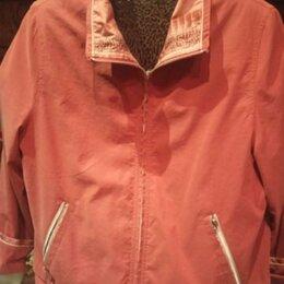 Куртки - Ветровка новая, 0
