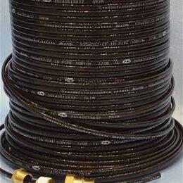Кабели и провода - Греющий кабель в трубу, питьевой самрег 5м -10Вт.м, 0