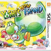 Видеофильмы - 3DS: Yoshi's New Island б/у, 0