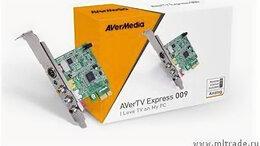 "TV-тюнеры - Тюнер TV+FM AVerMedia ""AVerTV Express 009"" с ПДУ…, 0"