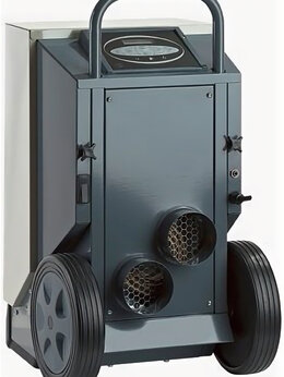 Осушители воздуха - Мобильный осушитель воздуха Dantherm, CDT 30S MK…, 0