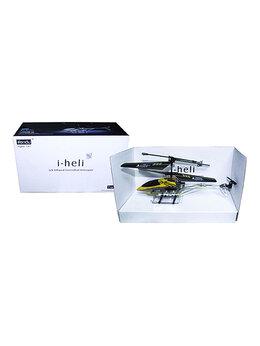 Вертолеты - Вертолет р/у, управляемый IPHONE,  (25,5*9,5*14см), 0