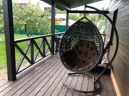 Подвесные кресла - Подвесное кресло, кресло кокон, кресло из ротанга, 0