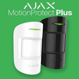 Системы Умный дом - Ajax MotionProtect Plus.Датчик движения с сенсором, 0