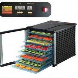 Сушилки для овощей, фруктов, грибов - Сушилка для овощей и фруктов Gemlux  GL-FD-800D, 0