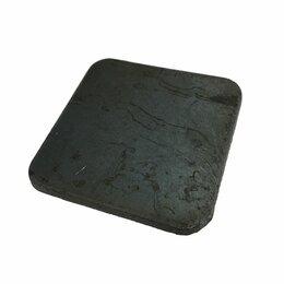 Игрушки  - Пятак квадратный 56*56*3мм скругл. углы, резка, 0