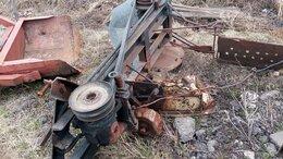 Навесное оборудование - Роторная косилка на мини трактор, 0