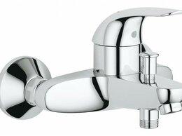 Смесители - Смеситель для ванны GROHE Euroeco, хром, 0