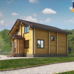 Готовые строения - Дом из профилированного бруса пб-516 148 м², 0