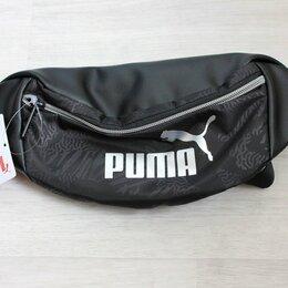 Сумки - Черная сумка-кошелек на пояс Puma Wmn Core Up, 0
