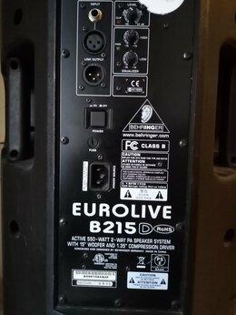 Аудиооборудование для концертных залов - Behringer b215d , 0