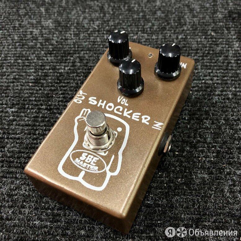 Гитарная педаль SBE Shocker Overdrive по цене 5500₽ - Процессоры и педали эффектов, фото 0