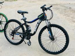 Велосипеды - Горные велосипеды на спицах 26 двухподвесы, 0
