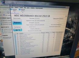 Внутренние жесткие диски - HDD 3,5 WD 250Gb SATA б/у , 0