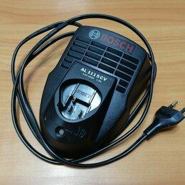 Аккумуляторы и зарядные устройства - Зарядное устройство Bosch AL1115CV, 0