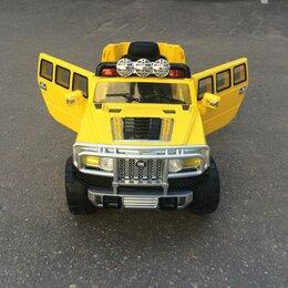 Электромобили - Детский электромобиль Joy Automatic Hummer H3 JJ255, 0
