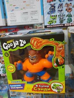 Игровые наборы и фигурки - Goojitzu, тянучки игрушки гуджитсу, 0