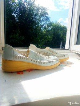 Туфли - Женские летние туфли, новые, 0