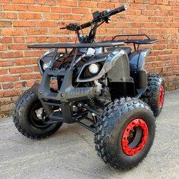 Машинки и техника - Детский квадроцикл MOWGLI (Маугли) SIMPLE 8 NEW (машинокомплект), 0