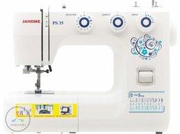 Швейные машины - Швейная машина Janome PS 35, 0