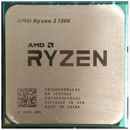 Процессоры (CPU) - Процессор AMD Ryzen 3 1200 Socket AM4, 0