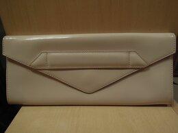Клатчи - Женский кожаный клатч сумочка, 0