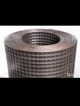 Сетки и решетки - Сетка сварная оцинкованная, Ячейка 12.5 мм из пров, 0