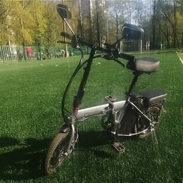 Мото- и электротранспорт - Электровелосипед Syccyba Mimik, 0
