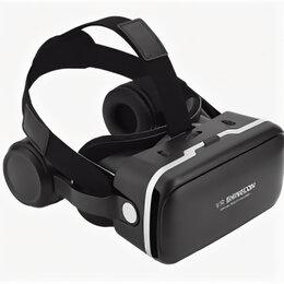 Очки виртуальной реальности - Очки VR Shinecon с наушниками, 0