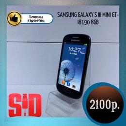 Мобильные телефоны - Samsung Galaxy S III mini GT-I8190 8GB, 0