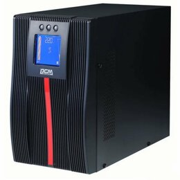 Источники бесперебойного питания, сетевые фильтры - Ибп бесперебойник powercom macan mac-2000, 0