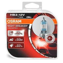 Лампочки - Галогенные лампы HB3 Osram Night Breaker…, 0