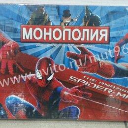 Игровые столы - Детская монополия. Человек паук, 0