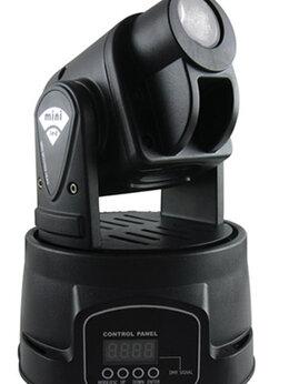 Световое и сценическое оборудование - SOLISTA 15W LED Moving Head MINISPOT 15…, 0