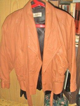 Куртки - Ретро куртка косуха (продажа/обмен), 0