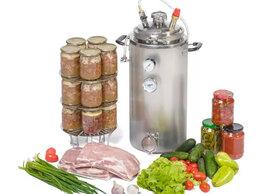 Аксессуары для готовки - Автоклав Wein, 23 литра, 0