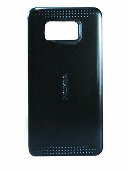 Корпусные детали - Крышка задняя ААА для Nokia 5530 черный, 0