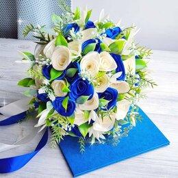 Цветы, букеты, композиции - свадебный букет, дублер,букет невесты , 0